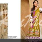 Range Cotton Collection By Rujhan Fabric 13