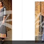 Range Cotton Collection By Rujhan Fabric 14