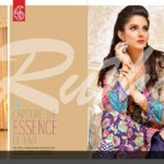 Range Cotton Collection By Rujhan Fabric 18