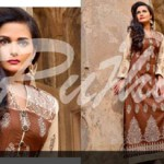 Range Cotton Collection By Rujhan Fabric 20