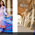 Range Cotton Collection By Rujhan Fabric 7