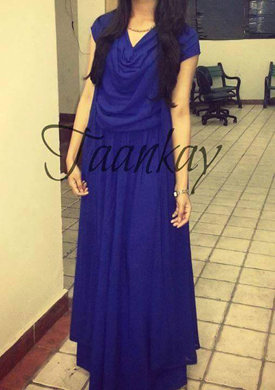 Taankay winter dresses Collection 2014-15 8