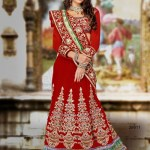 Wedding Wear Lehenga Sarees 11