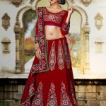 Wedding Wear Lehenga Sarees 9