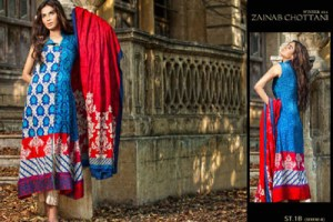 ZAINAB CHOTTANI - Fall Winter Collection 2014 2