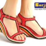 Borjan Summer Footwear Shoes 2015 for Girls (1)