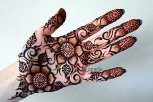 Hands Mehndi Designs 2015 For Eid-Ul-Fitr (3)
