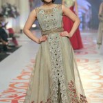 Asifa & Nabeel Bridal Wear Dresses 2015 At TBCW Bridal Week (2)