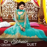 Cbazaar Latest Indian Dresses Designs by 2015 (1)