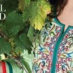 Fabrizio By Stylo Colorful Eid Shirts 2015 for Girls (3)
