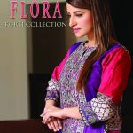 HKFW FLORA KURTI COLLECTION 2015 FOR EID (9)