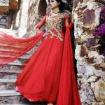 Lovely Frock and Salwar Kameez 2015 by Sayena (1)