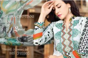 Ayesha Chottani Colorful Lawn 2015 by Shariq Textiles Tex (1)