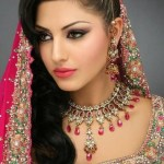 Dulhan Shaddi Hairstyles 2015-2016 for Weddings (2)