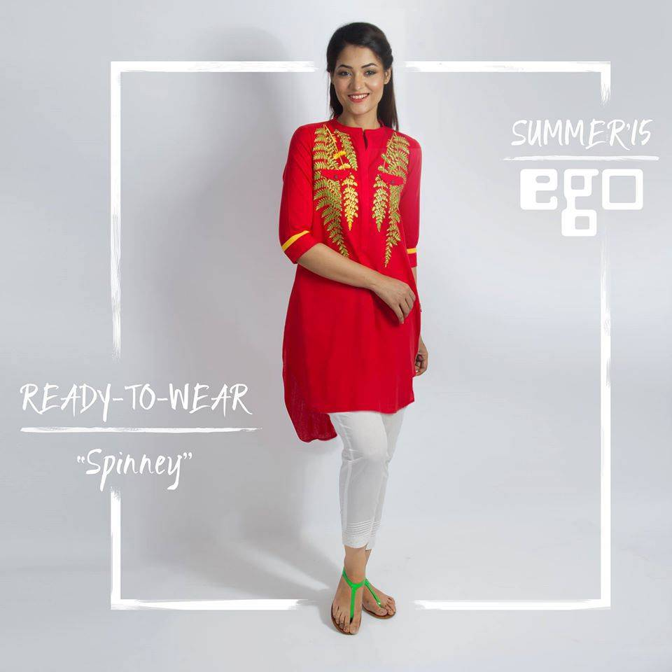 Ego Kurtis Designs Party Wear Collection 2015-2016