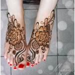 Feet v Eid Ul Adha Mehndi Designs 2014-2015 For Hands