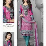 Cotton Churidar Suits Latest Design