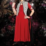 Jacket Types Shirts Ghagra Dresses 2015 for Party Wear (3)