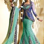 Jacket Types Shirts Ghagra Dresses for Party Wear (5)