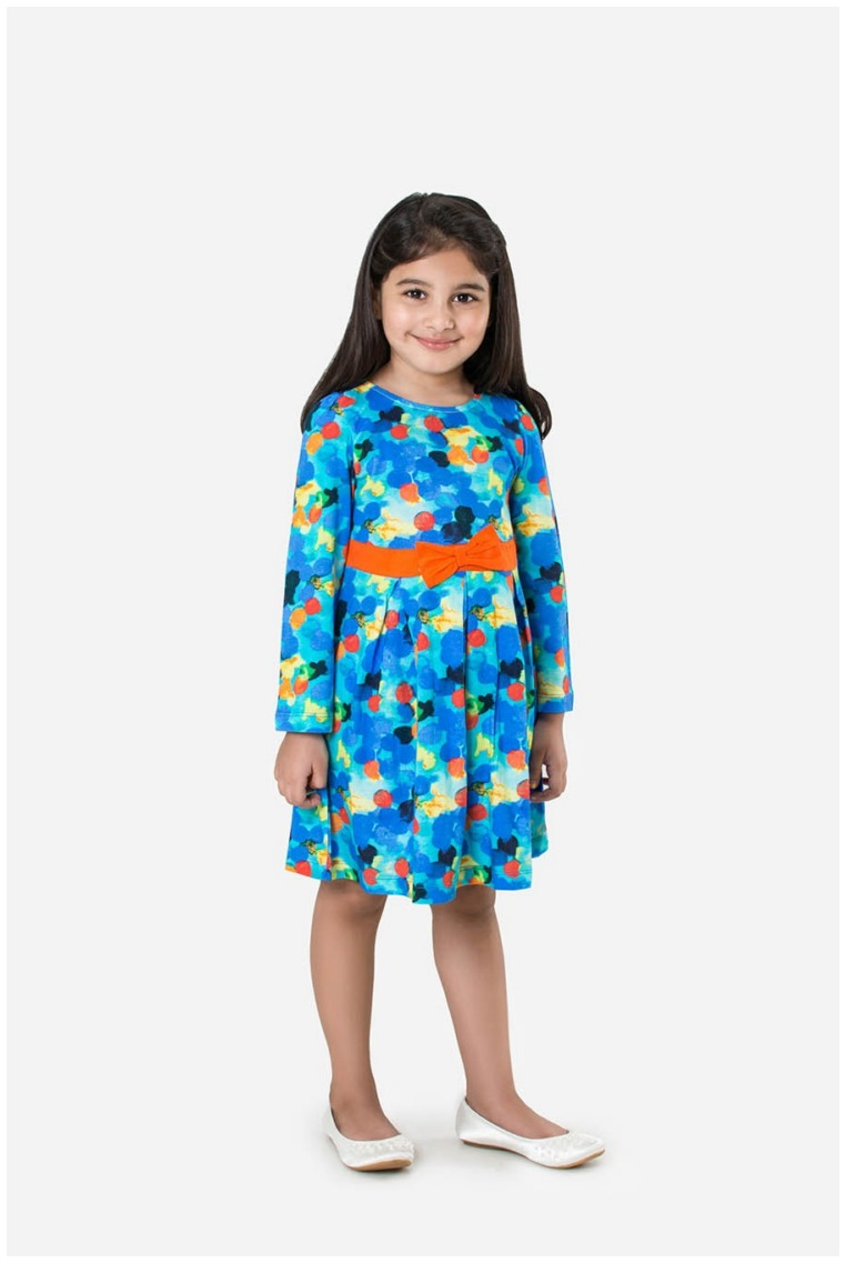 Khaadi eid dresses for Childes