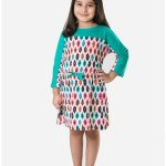 Khaadi yellow Teen Age girls dress