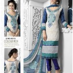 Indian Churi-dar Salwar Kameez Design (2)