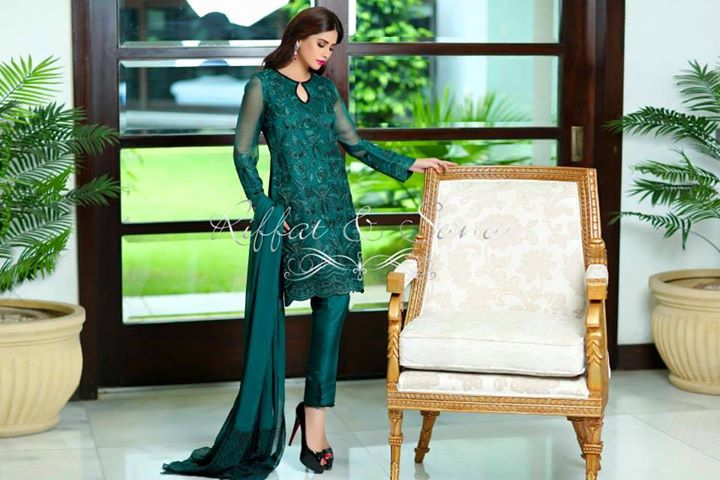 Sana Salman Eid-ul-Azha Dresses 2015 For Girls (12)