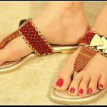 Triangles Eid ul Azha Shoes Design 2015 for Women (5)