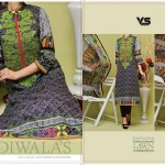 VS Textile Mills Chiffon Collection 2015 For Women (3)