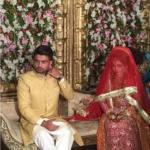 Ahmed Shahzad And Wife Sana