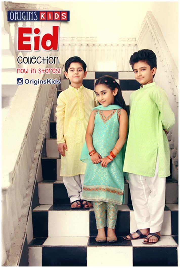 Children wear by Origins Kids