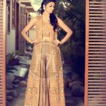 Dreamy Party Wear Dresses 2015 by Mifrah Facebook