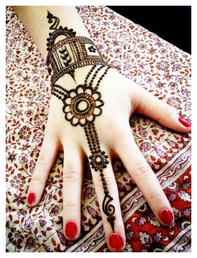 Eid Ul Fitr Mehndi Designs Collection 2016 2017