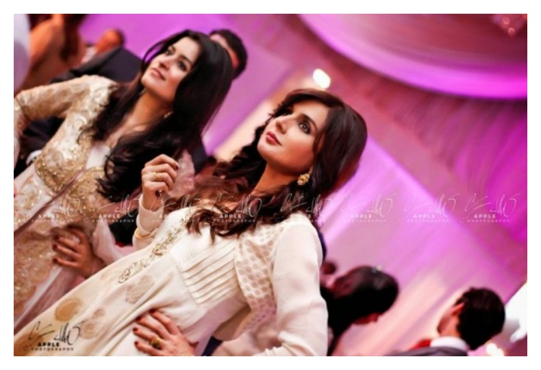 Mahnoor Baloch Daughter Laila Got Married Exclusive Picture