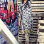 MARIA B MGIRL TUNICS EID UL AZHA COLLECTION 2015