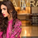 Mona Imran Party Wear Collection 2016 For Women