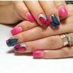 New age girls Nail Art Butterfly picsNail Art Butterfly (13)