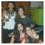 Syra Shehroz Unseen Family Showbiz Freinds Pictures (2)