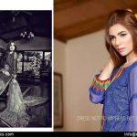 Zikril Embroidered Swiss Voil Collection 2015-16 By Rujhan
