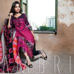 Al-Zohaib Monsoon Cambric 2015-2016 Fall-Winter Collection (2)