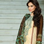 House Of Ittehad Fall-Winter Cambric Dresses 2015-16 (1)