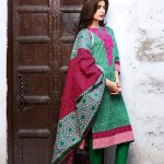 Khaadi Winter new Batik Prints Infused with Tribal Accents