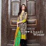 Khaadi Linen winter Collection 2015-16