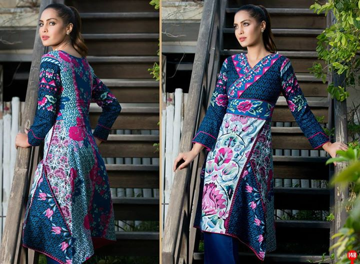 Monsoon Cambric '2015 by Al-Zohaib Textile (10)