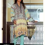 Noor by Saadia Asad Digital Winter Kurti Fashion for Girls (4)