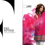 Sana Safinaz Best Embroidered Fall Winter Dresses 2015-2016 (3)