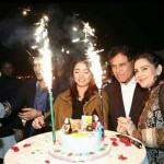 Actress Sarwat Gilani's Birthday Party Pictures with Fahad Mirza (3)