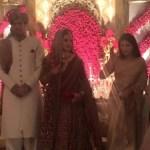 Maryam Nawaz Sharif's Daughter Wedding & Valima Pictures
