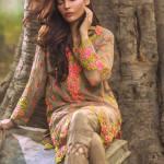 Mina Hasan Winter Volume 2 Collection 2016 By Shariq Textile