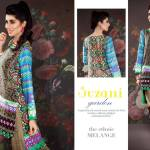 New Khaddar Kurti Winter Bloom Dress 2016 by SNM